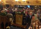 Божественная литургия 24 декабря 2017